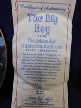 The Golden Age of American Railroads The Big Boy by Ted Xaras The Hamilton Collection