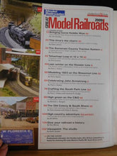 Great Model Railroads 2009 Model Railroader Special Issue Growing up on the High