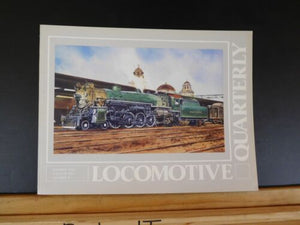 Locomotive Quarterly 1993 Summer Vol 16 #4 Southern PRR