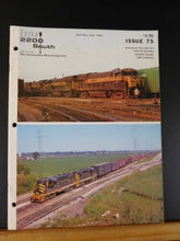 Extra 2200 South #75 1982 April May June Preserved Diesels List
