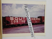 Photo Southern Railroad Freight Car #102102 8 X 10 Color Spartanburg SC 1969