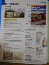 Model Railroader Magazine 2011 May How to design a layout for switching Improve