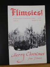 Flimsies West Issue #85 December 5, 1989 News Magazine of Western Railroading
