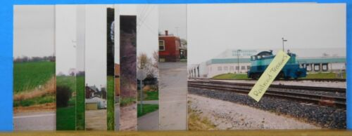 Photo Chambersburg Greencastle and Waynesboro Ry Right of Way Lot of (10)
