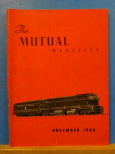 Mutual Magazine 1940 Nov The Romance of Coal Broadway Limited Movie