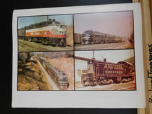 Blue Mountain Express 1994 Spring Western Maryland Railway Historical Sociery