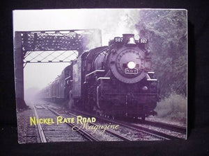 Nickel Plate Road Magazine 1993 Fall 19 Pages NKP The Insulateds