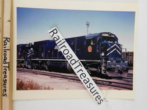 Photo Missouri Pacific Locomotive #961 8 X 10 Color Pueblo CO 1971 MP