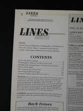 Lines South SAL ACL 1996 3rd quarter Vol 13 #3 Wilmington History on the Coast L