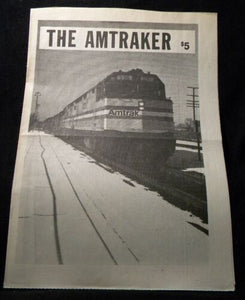 Amtraker, The Number 1 Jan Feb March 1990