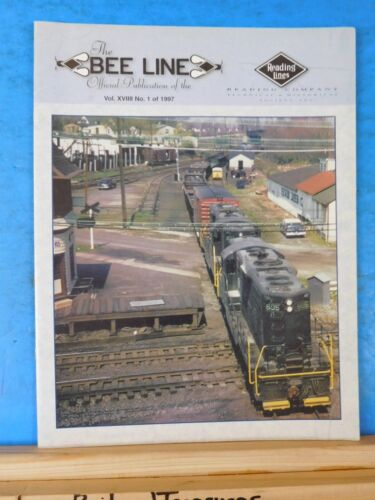 Bee Line Reading Co Historical Society 1997 Vol 19 #1 Report of Accomplishments