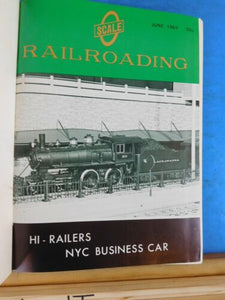 O Scale Railroading Bound Volume 1 1969 - 1970 June 1969 to August 1970