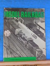 Australasian Model Railroad Magazine #71 V7#2 Mar Apr 1975 Turnouts Windows Door