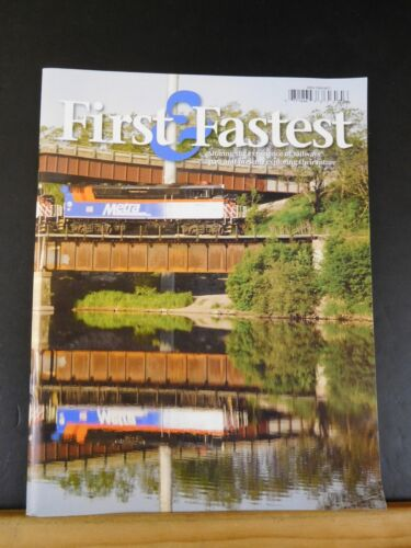 First & Fastest Magazine 2018 Spring Shore Line New Fox River Bridges in Elgin