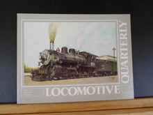 Locomotive Quarterly 1977 Fall Number 1 Volume 2