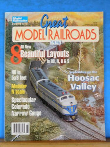 Great Model Railroads 1996 Hoosac Valley Camas Prairie R&N