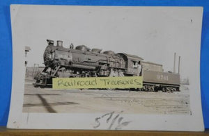 Photo Missouri Pacific Locomotive #9701 Missouri Pacific Approx. 3 ½ X 5 ¾