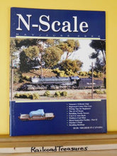 N Scale Magazine 2000 May June Walthers Coal Mine Depressed Center Flat Cars