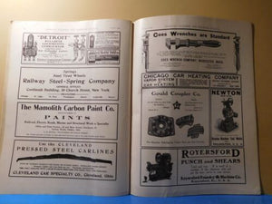 American Engineer and Railroad Journal 1910 August Articulated Compound Loco CP