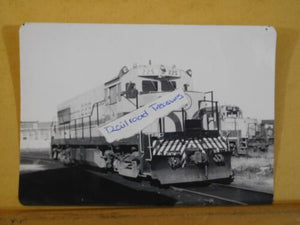 Photo Maine Central Railroad #225 MEC Rigby Yard 1981 3 ½ x 5