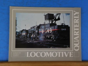 Locomotive Quarterly 1979 Summer Magazine PRR 2-10-2 Atlantic City