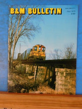 B&M Bulletin Vol 9 #1 1979 Fall York Harbor & Beach Railroad