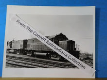 Photo Monon Locomotive #518 8X10 B&W