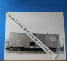 Photo Savannah & Atlantic Box Car #225 8X10 B&W Jackson MS 1964