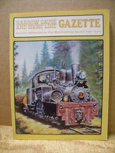 Narrow Gauge & Short Line Gazette 1981 Sep/Oct 1981 DRG Gondola cars 2