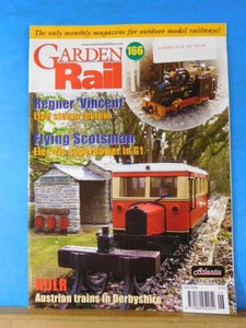 Garden Rail #166 June 2008 The monthly magazine for outdoor scales