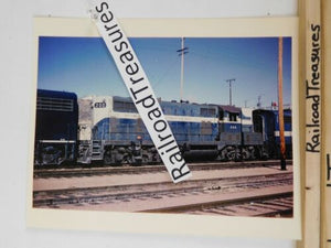 Photo Missouri Pacific Locomotive #200 8 x 10 Color MP Fort Worth TX 1963