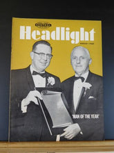 New York Central Headlight Employee Magazine 1967 March Streamlined strip Freigh