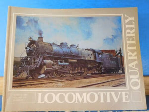 Locomotive Quarterly 1985 Spring Vol 8 #3 L&HR IC
