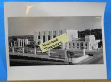 Photo Union Pacific Omaha Nebraska Union Station Approx. 8 X 10 Inches.
