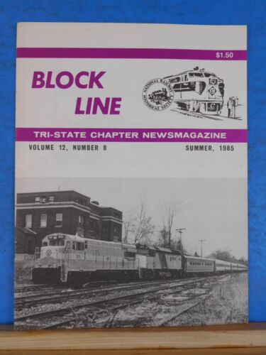 Block Line NRHS 1985 Summer Warwick Middletown Ltd