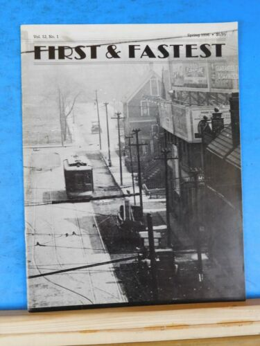 First & Fastest Magazine 1996 Spring V12 #1 The Doors Moved Changes in the Prewa
