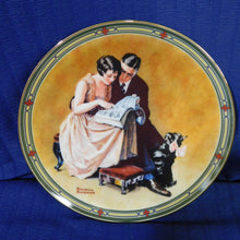 Norman Rockwell A Couple's Commitment Rockwell's American Dream