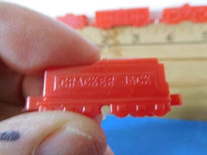 Cracker Jack Trains Red