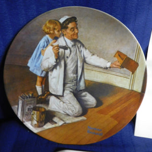Norman Rockwell The Painter Rockwell Heritage Collection