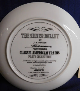 Classic American Trains The Silver Bullet by J.B. Deneen