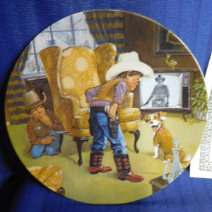 The Children's Hour Cowboy Capers by Mike Hagel