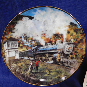 Great American Trains The Merchants Limited by Jim Deneen Artaffects