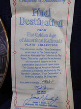 The Golden Age of American Railroads The Final Destination by Ted Xaras The Hamilton Collection