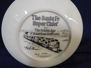 The Golden Age of American Railroads The Santa Fe Super Chief