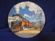 Romance of the Rails Plate Collection Starlight Limited by David Tutwiler The Hamilton Collection