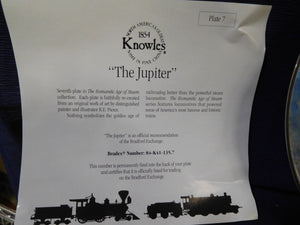 The Romantic Age of Steam The Jupiter by R.E. Pierce Knowles