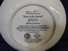 Silent Journey Eyes of the Sacred by Diana Casey The Bradford Exchange
