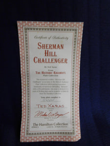 The Historic Railways Sherman Hill Challenger by Ted Xaras
