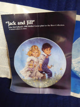 Mother Goose Jack and Jill by John McClelland 1986
