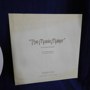 Norman Rockwell The Music Maker Rockwell Heritage Collection